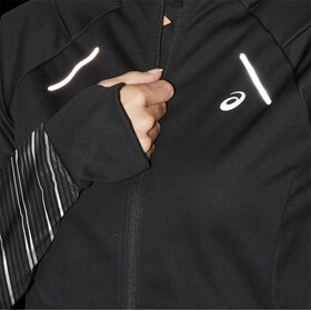 asics Lite-Show 2 Chaqueta Invierno Mujer, performance black